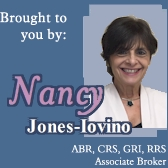 Nancy Jones-Iovinoi, ABR, SRES, Realtor, RE/MAX Heritage - Pittsburgh Real Estate